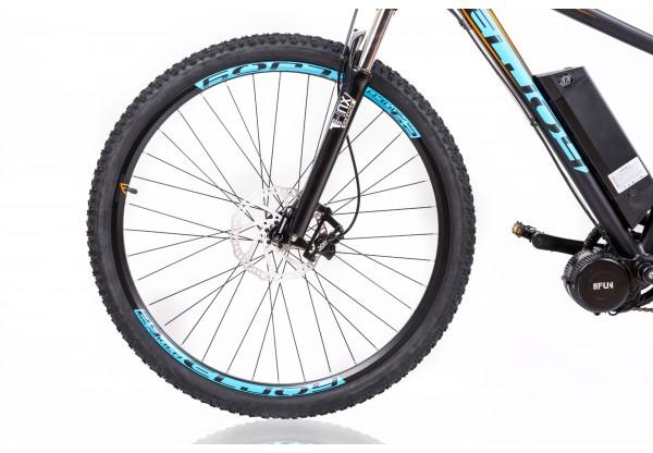 Електрически велосипед Allrounder с подарък втора батерия!